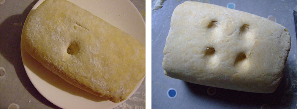 Folded Pastry
