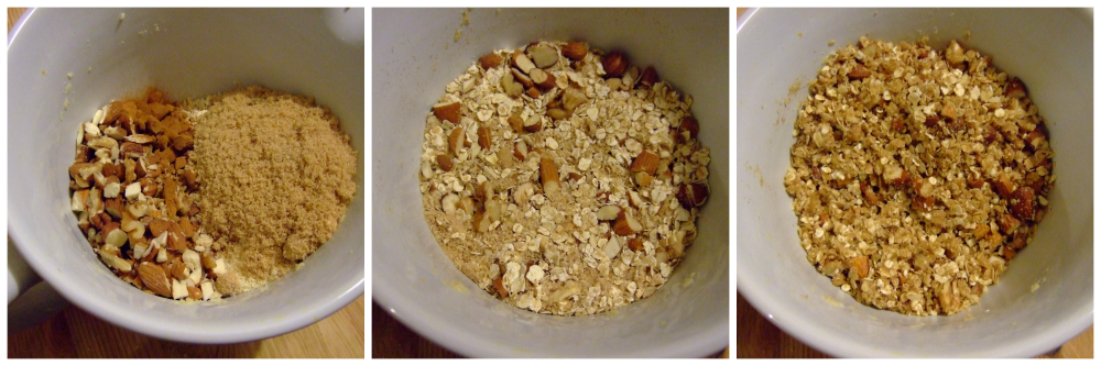 Nutty Crumble Mix